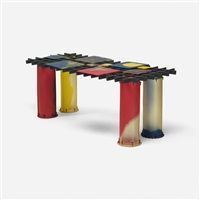 nobody's perfect table by gaetano pesce