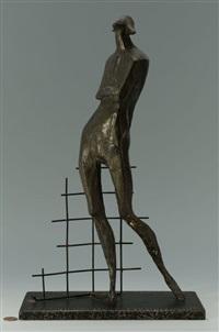 harlequin by rudolf svoboda