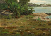 shore by fredrik ahlstedt