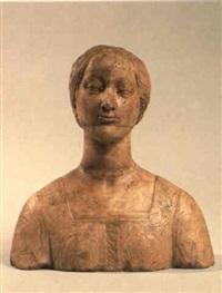 busto femminile by francesco da laurana