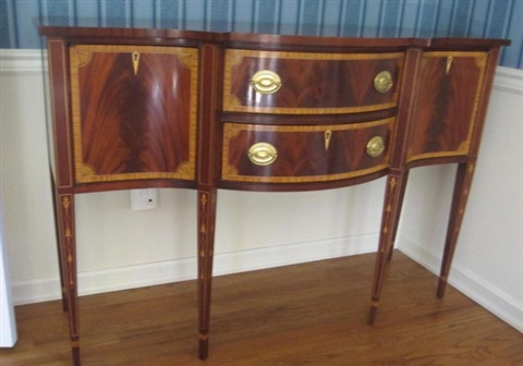 sideboard by councill co