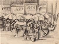 mercato a padova by roberto marcello baldessari