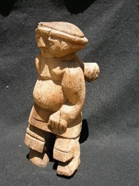 shangan woman carved by jackson mbhazima hlungwane