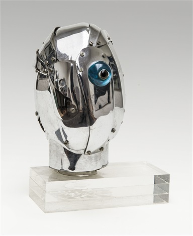 astrohead by paul van hoeydonck