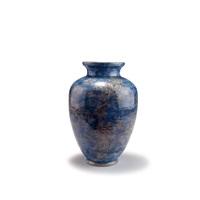 vase mit unterwasserlandschaft by martin brothers