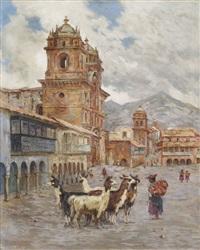 cuzco by henri sené