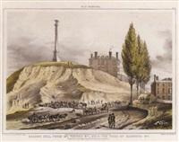 five views of beacon hill by john henry bufford