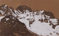 paysage alpestre by jean van muyden