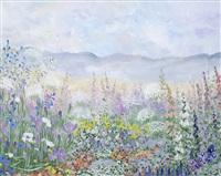 garden in the dream by eda varrichio