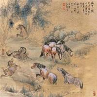 盛世八骏 by jiang wei