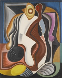abstraction by auguste herbin