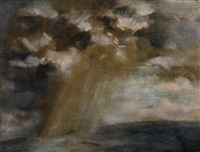 storm, falmouth by jacob kramer