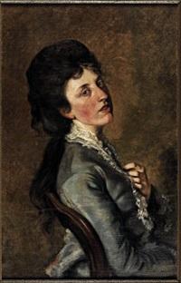 figura femminile by silvio allason