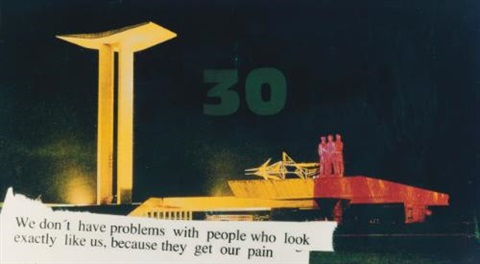 we don't have problems...30 by martin kippenberger