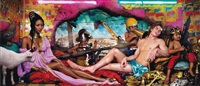 the rape of africa by david lachapelle