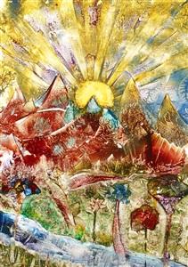 artwork by gabriele münter