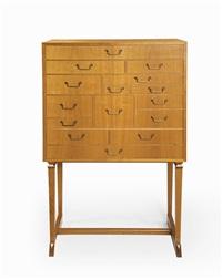 wellpapp cabinet, model no. 2030 by josef frank