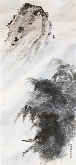 山水 by huang chishi