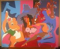 les amies by artias (philippe saby-viricel)