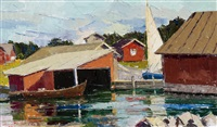 motif from the archipelago by armas mikola