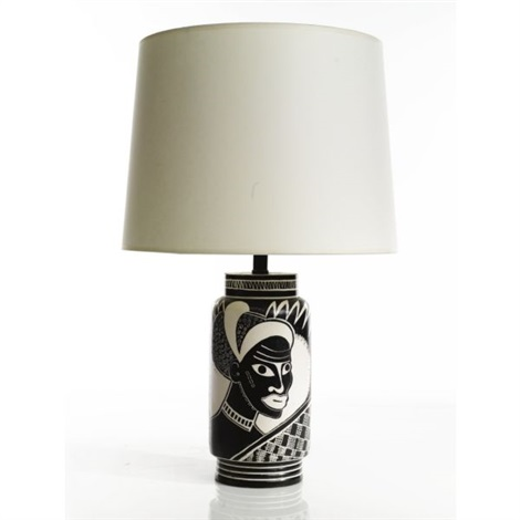 table lamp by waylande gregory