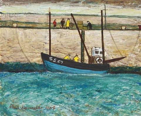 unloading the catch by alan lowndes