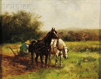 plowing by scott leighton