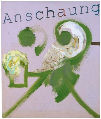 anschaung by martin kippenberger