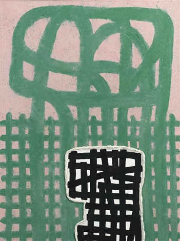 arboreal construction by jonathan lasker