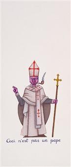ceci n'est pas un pape by dadara