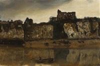 chepstowe castle by british school (19)
