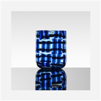 vase by ercole barovier