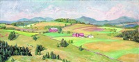 landscape by maurice grosser