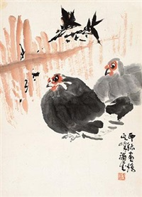 双吉图 by sun qifeng and xiao lang