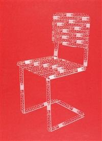 chaise bauhaus by olivier babin