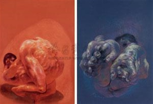 无题 (2 works) by xia xiaowan