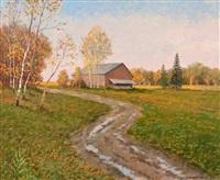 autumn by olavi hurmerinta