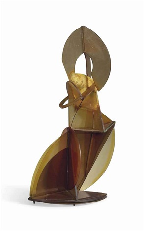 fontaine modèle pour une fontaine by antoine pevsner