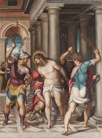 geißelung christi by orazio samacchini