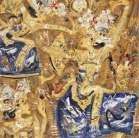 dancers by nyoman gunarsa