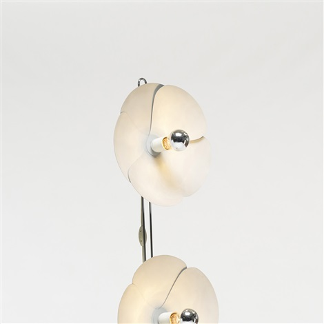 Flower Floor Lamp By Olivier Mourgue