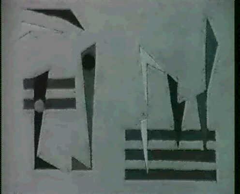 compositie 42 vii by pieter de haard