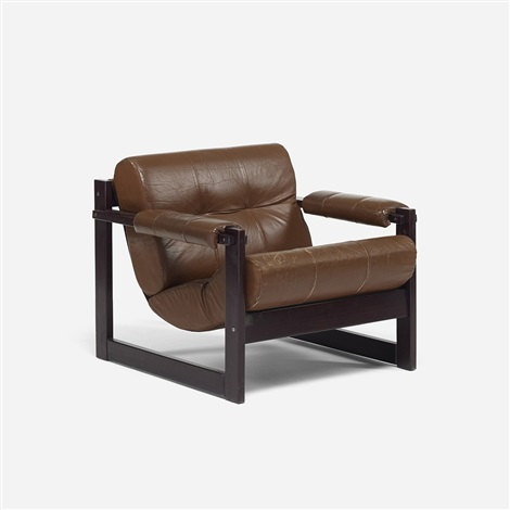 Lounge Chair By Percival Lafer
