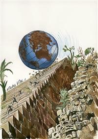 la fin du monde maya by nicolas vial