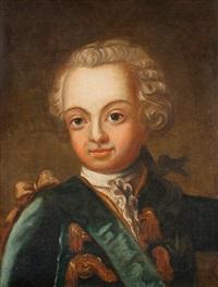 gustaf iii (1746-1792) by ulrika (ulla frederika) pasch