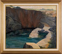 the quarry pool by yarnall abbott