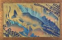 les poissons by georges manzana-pissarro