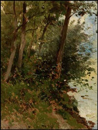 paysage by william brymner