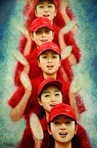 掌声响起来 by hong zhexiong