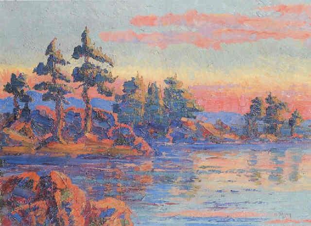 palmer lake colorado by selena p allan mrs charles beach